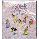 Disney Pin - Kids Dressed as Disney Princesses - 7 Pin Set - Pin 92899