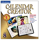 Calendar Creator 8  (Jewel Case)