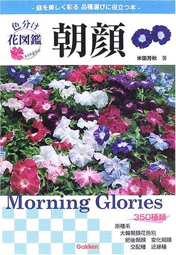 色分け花図鑑 朝顔