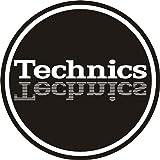 Technics 60647 Feutrine pour platine vinyle DJ Mirror Logo Design