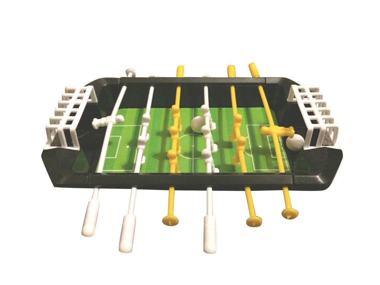 Amazoncom Mini Finger Soccer Foosball Desktop Table Game Pack Of - Gamepower foosball table