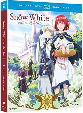 amazon com snow white with the red hair season one blu ray