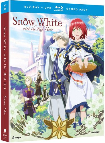 Snow White with the Red Hair: Season One [Blu-ray] (Zen Snow White With The Red Hair)