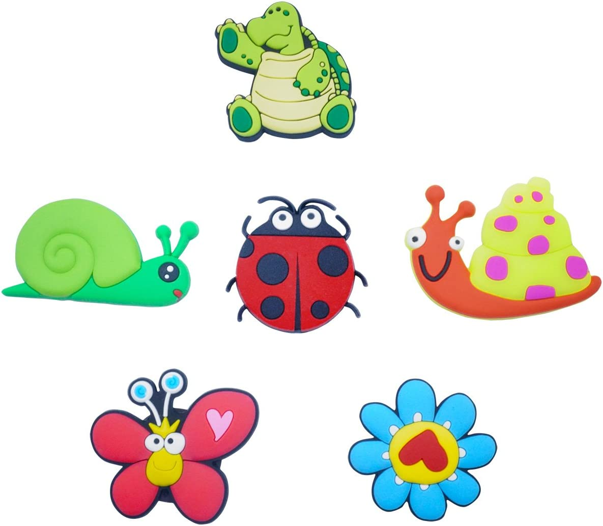 Fridge Magnets Sets Magnetic Toys Cute Insects Cars Vehicles Magnets Educational Magnetic Fun Toys for kids