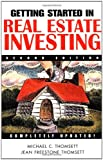 Getting Started in Real Estate Investing, Michael C. Thomsett and Jean Freestone Thomsett, 0471246549