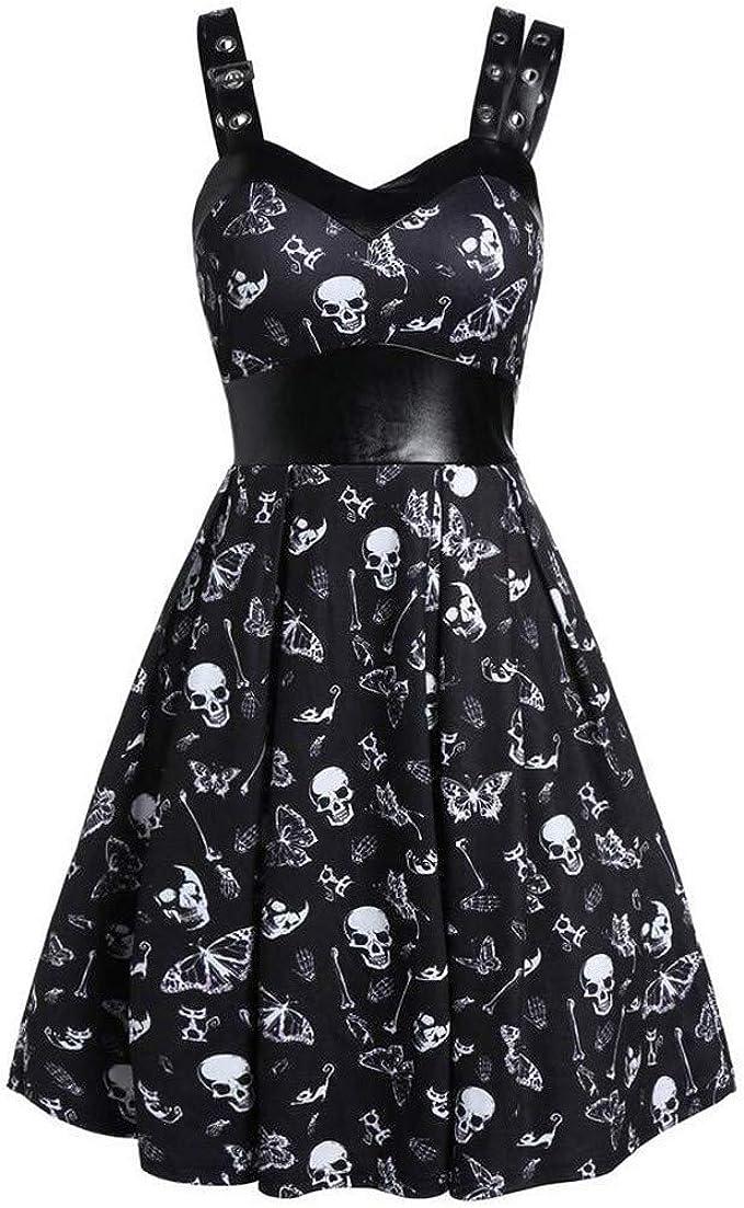 Acheter robe tete de mort online 8
