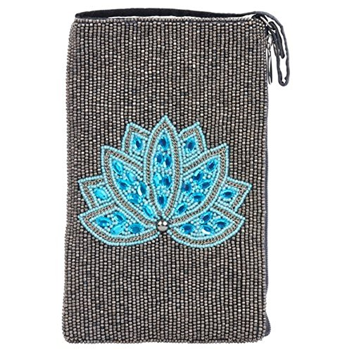 Bamboo Trading Company Cell Phone or Club Bag, Lotus Paradise