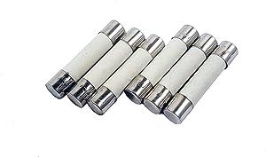 Zephyr Fast Acting Ceramic Cartridge Fuse (Pack of 6) 6x30mm 250V (15 Amp)