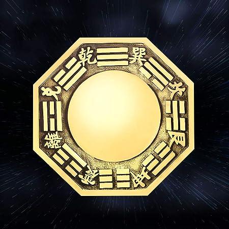 HAIHF Espejo Bagua, Uso Tradicional Chino del Espejo Feng