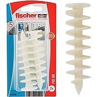 fischer Nylon plug FID 90 bevestiging in isolatieplaten PSE en P/blister van 2