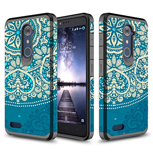 otterbox for zte imperial ii - 9