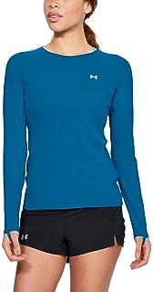 707c9c26 Amazon.com: Under Armour Sun Shader 50 Women's Long Sleeve Sports ...