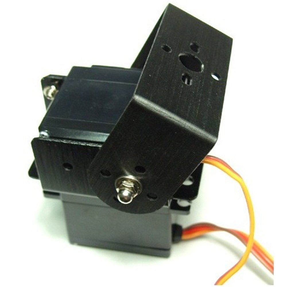 2 Degrees Of Freedom Df15Mg Yuntai Steering Gear(15 Kg Large Torque)