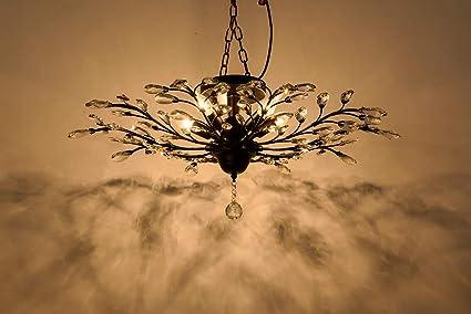 Plafoniere Soffitto Cristallo : Oofay lampadari in cristallo k vintage plafoniere ferro