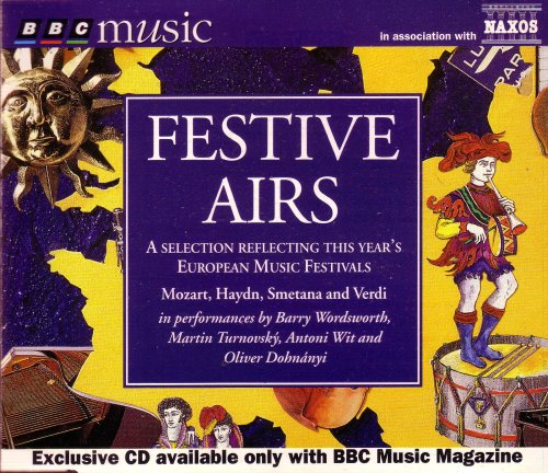 ction reflecting This Year's (1995) European Music Festivals/ BBC Music Spring 1995 (Slovak Air)