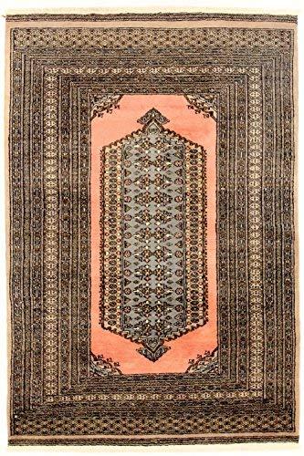 Morgenland Afghan Pakistan Buchara Teppich 191 X 124 Cm Blau