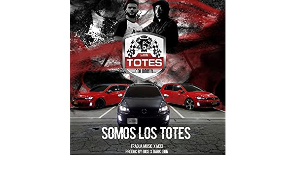 Somos los Totes (feat. M33) de Fragua en Amazon Music - Amazon.es