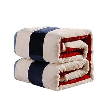 Amazon.com: Manta grande MLX para sofá, mantas gruesas para ...