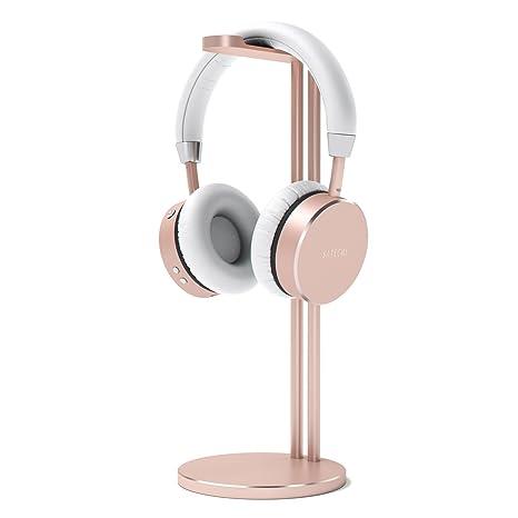 Satechi Soporte Universal para Auriculares de Aluminio, Adecuado Compatible con Auriculares de Beats, Sennheiser