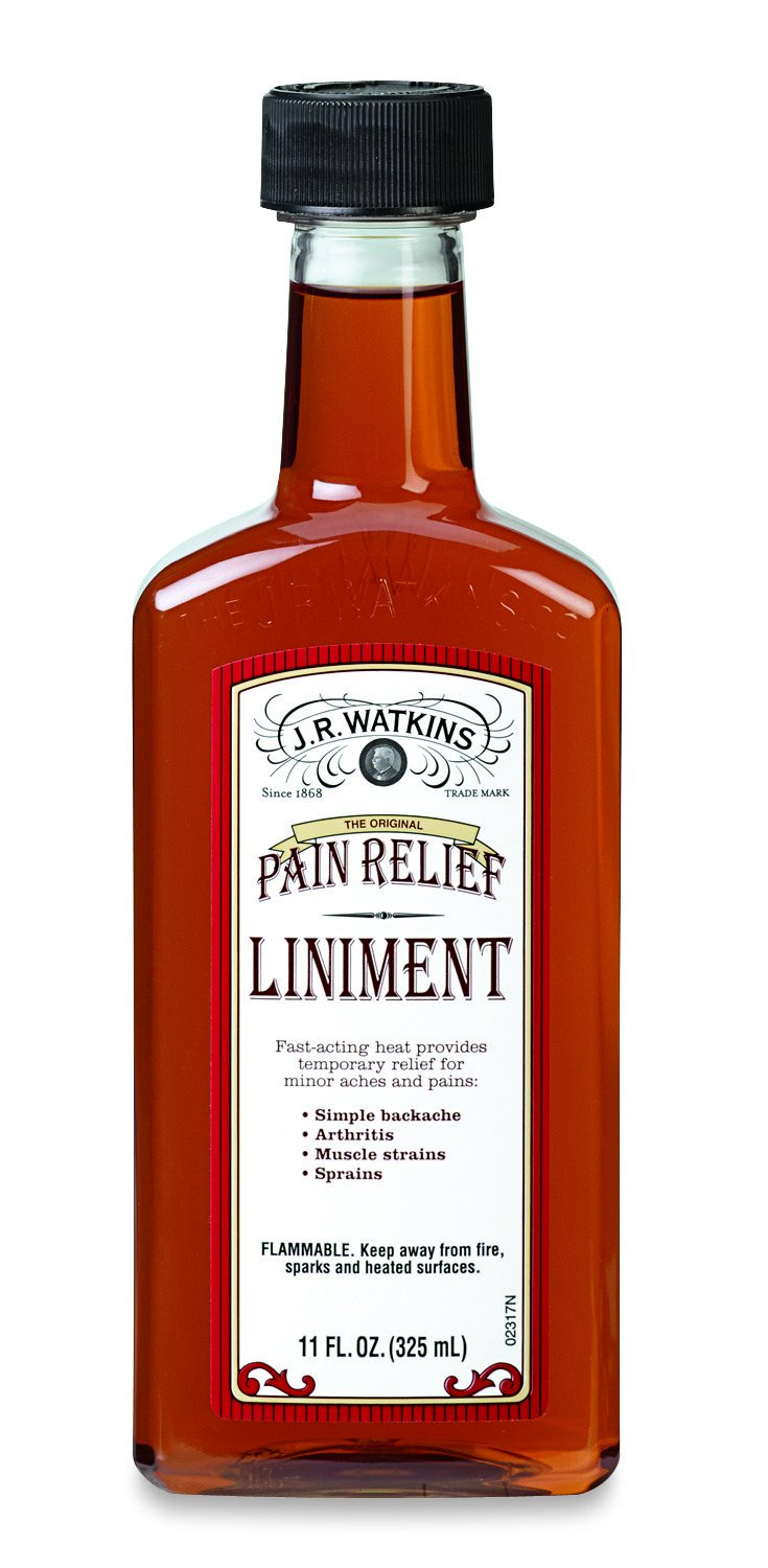 J.R. Watkins Pain Relieving Liniment, 11 Fluid Ounce