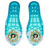 Disney Princess Sing and Shimmer Shoes and Musical Necklace - Jasmine
