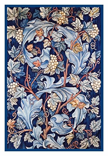 - Orenco Originals Acanthus Leaves Grapes William Morris Counted Cross Stitch Pattern