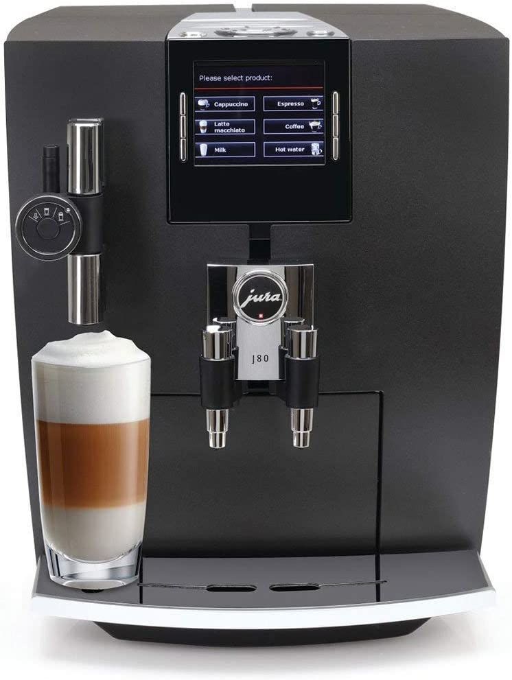 Amazon.com: Jura J80 Centro de café automática: Kitchen & Dining