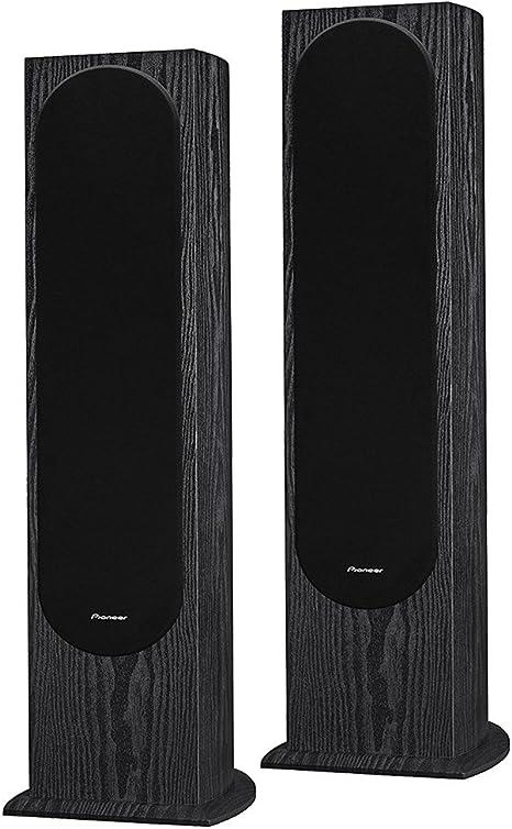 SINGLE PIONEER SP-FS52 ANDREW JONES DESIGNED FLOOR STANDING LOUDSPEAKER
