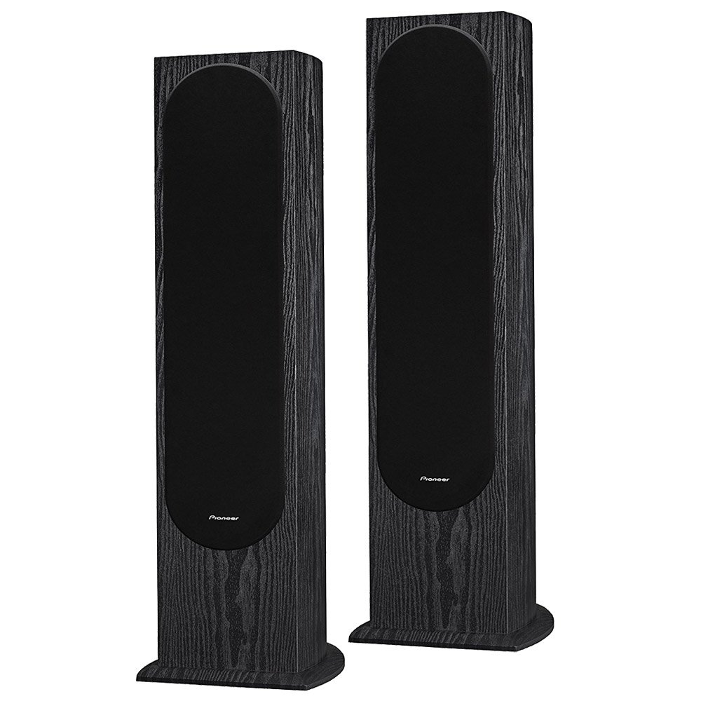 Pioneer Andrew Jones Designed Floorstanding Loudspeaker Audio Bundle (2-Pack) - SP-FS52 by Pioneer