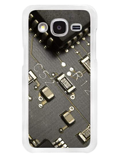 Samsung J2 Cover - Printed Circuit Board - Designer: Amazon.in ...