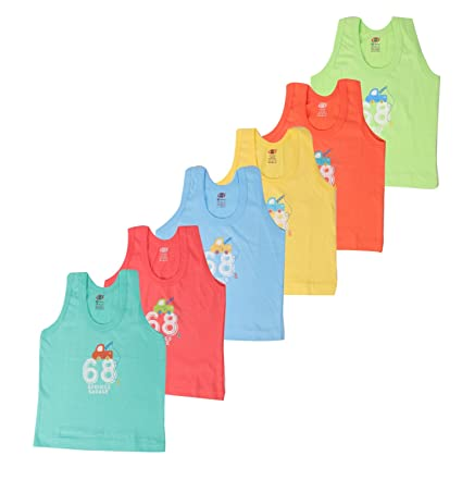 d1f1dc6c2 Zero Baby Sleeveless Vests for 6-12 Months