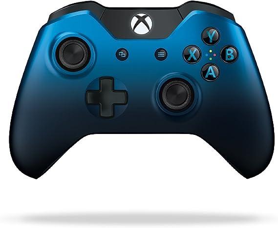 Mando inalámbrico Xbox One edición Especial Dusk Shadow ...