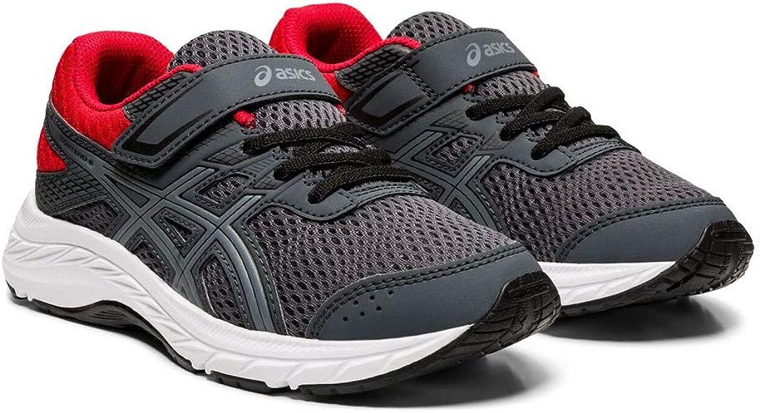 Asics Contend 6 PS, Zapatillas para Correr de Carretera Unisex ...