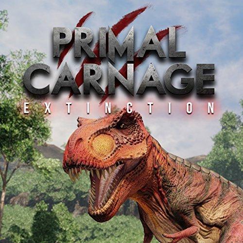 (Primal Carnage: Extinction - PS4 [Digital Code])