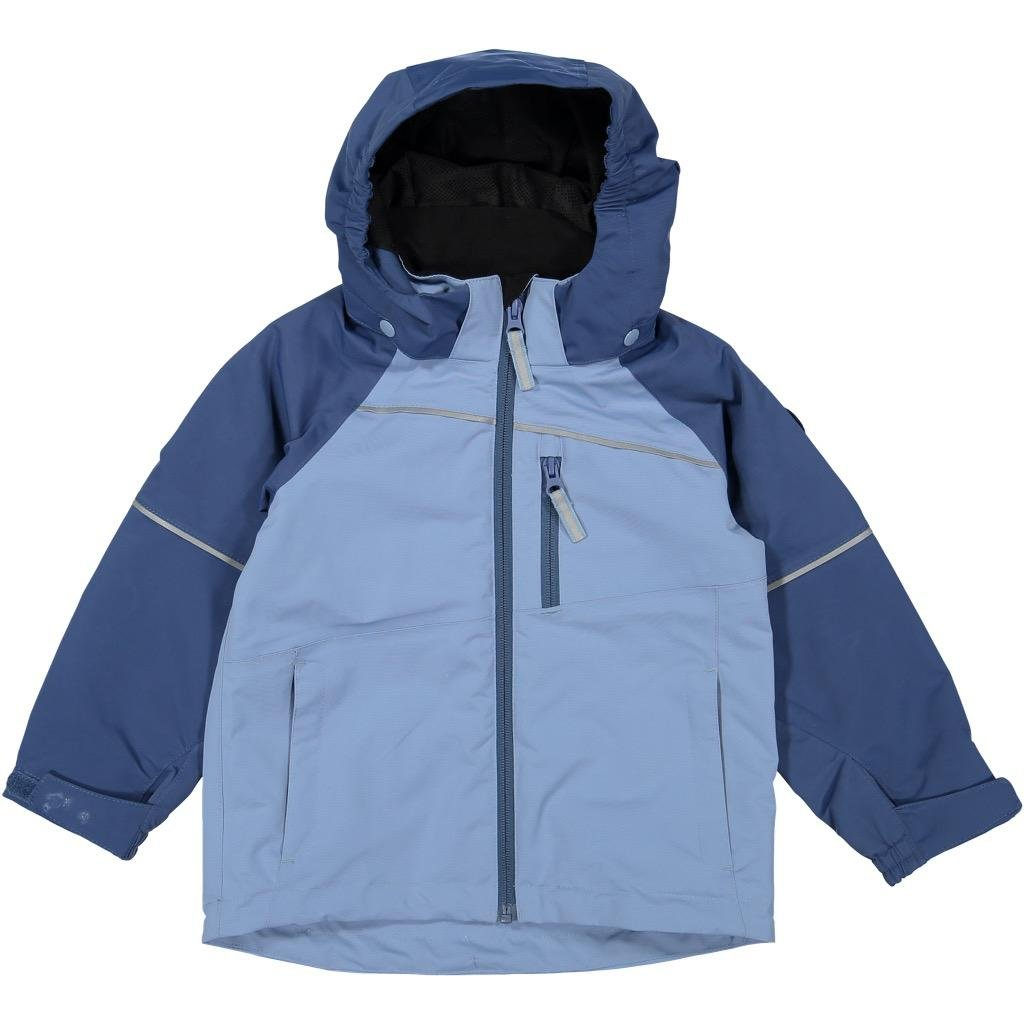 Polarn O. Pyret Shell Jacket (2-6YRS) - Ensign Blue/5-6 Years
