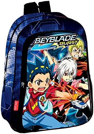 Beyblade 55589 Burst Backpack, 37 cm: Amazon.co.uk: Luggage