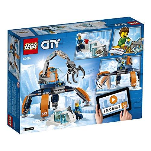 LEGO City Arctic Ice Crawler 60192 Building Kit (200 Piece)
