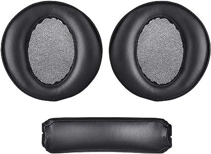 Headphone Ear Pads Cushion Covers for SONY MDR-XB950BT MDR-XB950N1