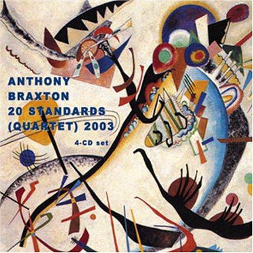 20 Standards (Quartet) 2003 by Leo Records UK