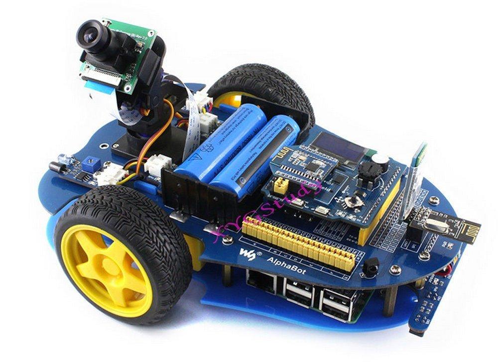 61JSSSmp VL._SL1000_ amazon com coolwind alphabot raspberry pi 3 model b robot  at soozxer.org