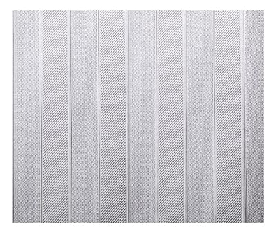 York Wallcoverings PT9801SMP Patent Decor Pixels And Lines Paintable 8 x 10 Wallpaper Memo Sample
