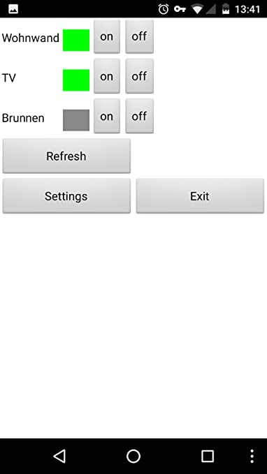 Amazon com: ESPEasy control: Appstore for Android