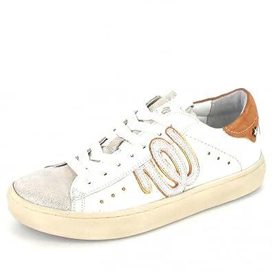 Wrangler Clever WRG Sneaker Damen weiß Fow83jR