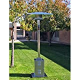 Cheap AZ Patio Heaters Commercial Patio Heater in Stainless Steel
