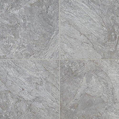 Mannington Hardware AT383 Adura Luxury Century Vinyl Tile Flooring, Mineral