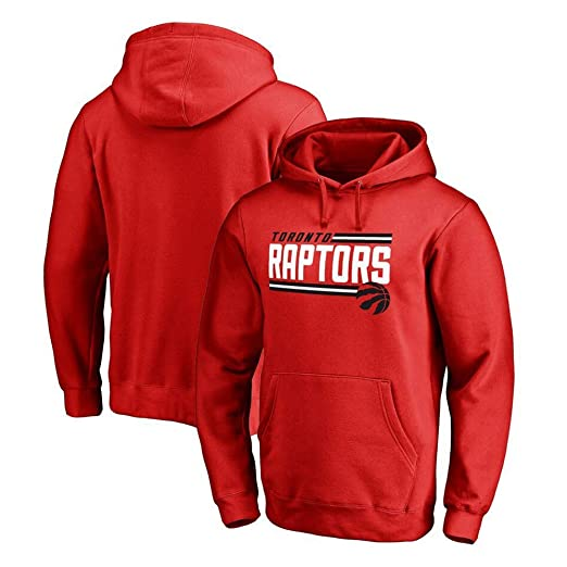 Los Hombres De Rapaces Jersey NBA Baloncesto Rojo con Capucha De ...