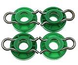 4X Window Regulator Guide Roller Clip Fastener For