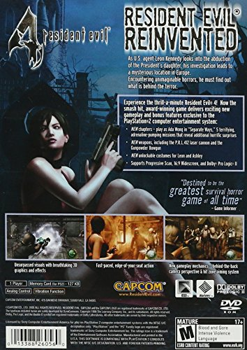 Resident Evil 4 – PlayStation 2