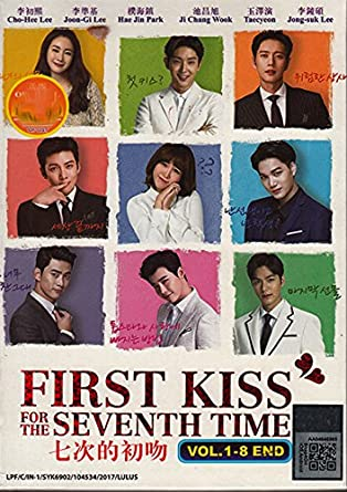 Amazon com: First Kiss for the Seventh Time (1-DVD Version, Korean