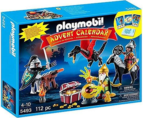 PLAYMOBIL Advent Calendar Dragons Treasure Battle